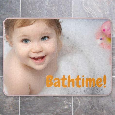 tappetini da bagno tappetini da bagno personalizzati tappeti da bagno con foto