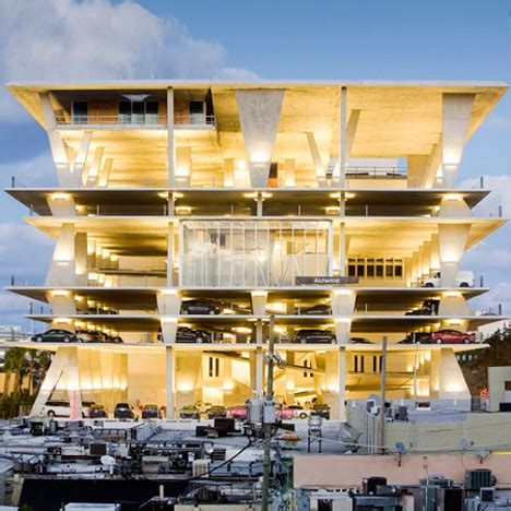 1111 Lincoln Road Garage by New Architecture Helps Turn Miami Into The Quot Capital Of