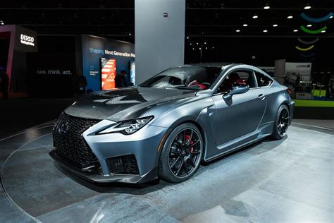 2020 Lexus Rcf by 2020 Lexus Rc F And Track Edition Get Their Detroit Auto