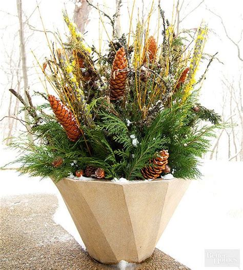 winter container garden ideas 17 best images about fall colors and preparations on