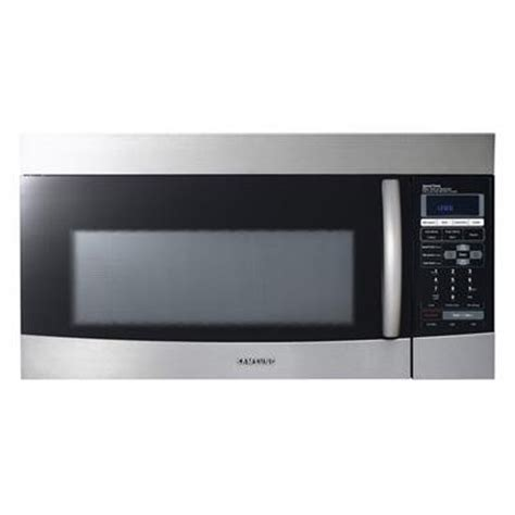 Samsung Microwave Oven Me711k samsung smk9175st 1 7 cu ft the range microwave