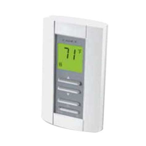 240 volt wall thermostat cadet 08162 electronic non programmable digital thermostat