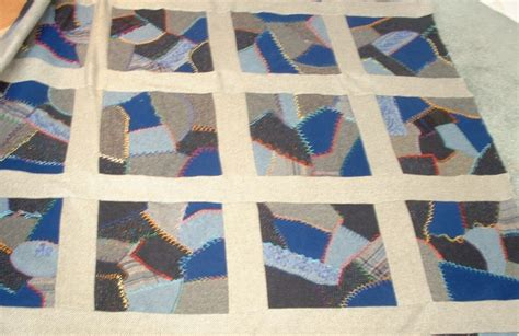 Woolen Quilt by Cathy S By Design Wool Quilt