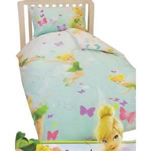 tinkerbell duvet cover childrens disney tinkerbell quilt duvet cover bedding set