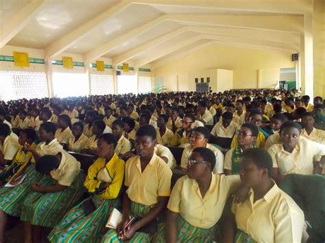 www ghana senior high school girl s h s patoranking com aburi girls shs joins effort to reduce political tension
