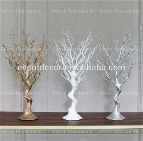 plastic tree centerpiece for sale wedding table tree