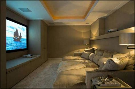 Small Home Theatre In Basement Small Home Theater Basement Ideas Luxury Homes