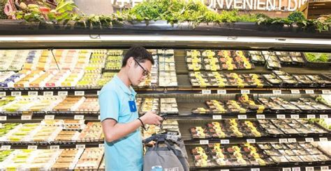 alibaba supermarket alibaba s hema supermarket offers new retail experience