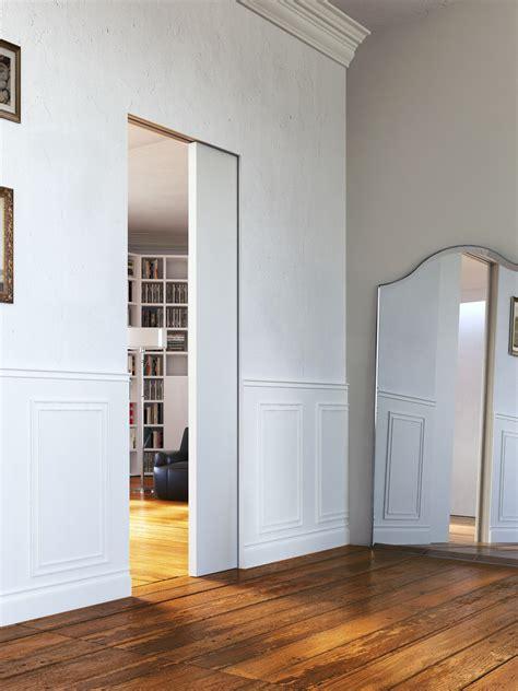 invisibile porte pocket sliding door l invisibile 174 scorrevole centro parete
