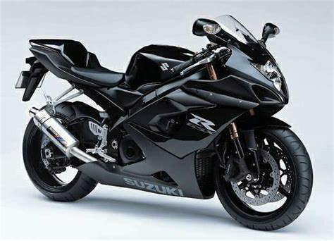 Black Suzuki Motorcycles Suzuki Gsx R 1000 Matte Black Limited Edition