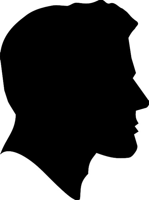 face guy head  vector graphic  pixabay