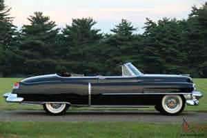 1953 Cadillac Series 62 1953 Cadillac Series 62 Convertible 55k Original