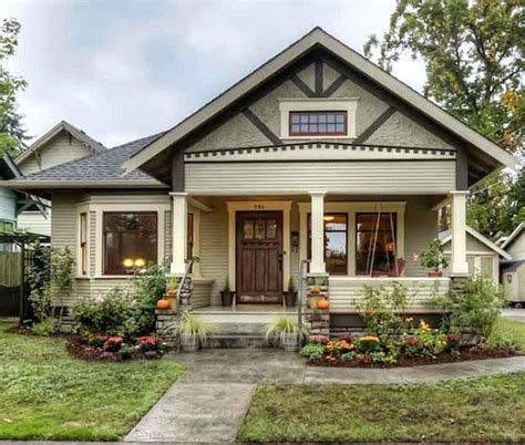 small craftsman style home plans a craftsman bungalow in oregon