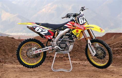 Dungey Suzuki Dungey 2007 Team Makita Suzuki Motocross Pictures