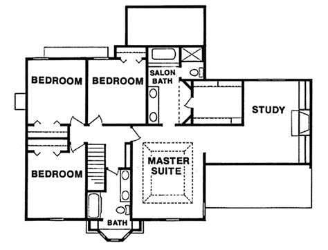 tudor house floor plans tudor house plans numberedtype
