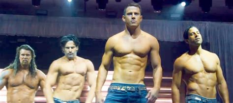 magic mike movie clip 2 magic mike 2 trailer see channing tatum s sexy shirtless