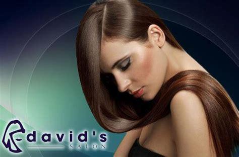 davids salon promo keratin hair treatment