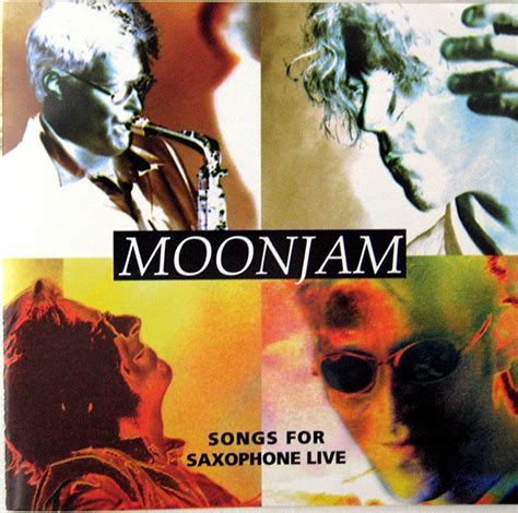 Format Live Cd | moonjam songs for saxophone live cd at discogs