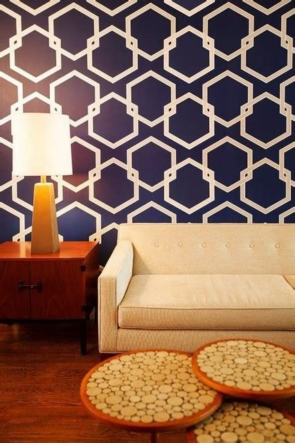 tempaper removable wallpaper tempaper honeycomb removable wallpaper deep blue