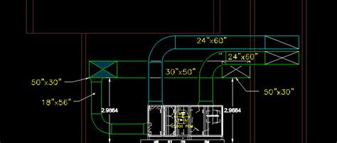 detail  handled  ductos dwg detail  autocad