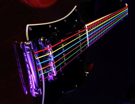 Dr Neon Multi Color Set Just Discovered Neon Strings And Guitar String Lights