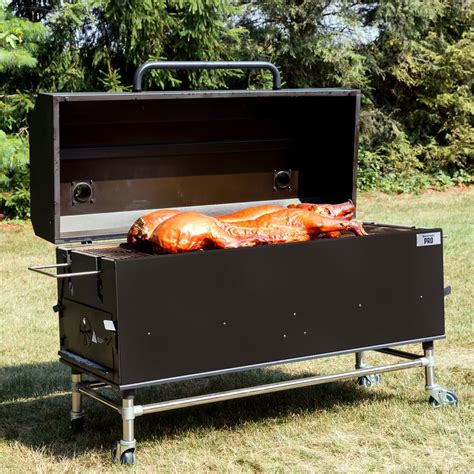 backyard smoker grill backyard pro 60 quot charcoal wood smoker