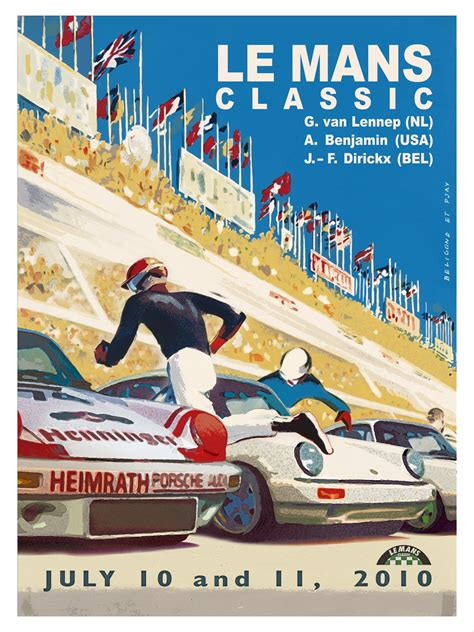 le retro 911 motorsport limited edition posters 911 motorsport be