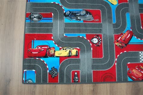 road rugs for cars carsteppich cars road carpet grey velour new 200cm wide disney ebay