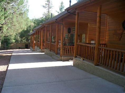 Wooden Nickel Cabins Payson by Wooden Nickel Cabins Cground Reviews Payson Az