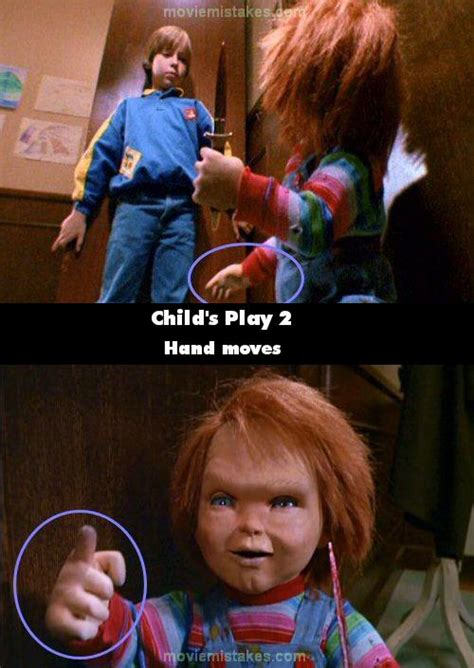 chucky movie mistakes child s play 2 movie mistake picture 21