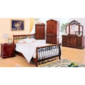 Bedroom Furniture Qd Bedroom Furniture 5 Size Bedroom Set 7125q