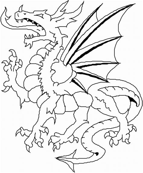 coloring pages free coloring pages of dragons for adults free dragon coloring pages for kids image 17 gianfreda net