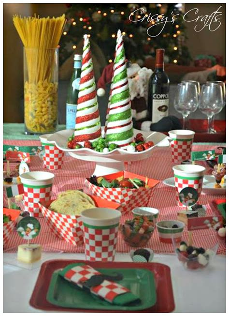 crissy s crafts italian holiday night