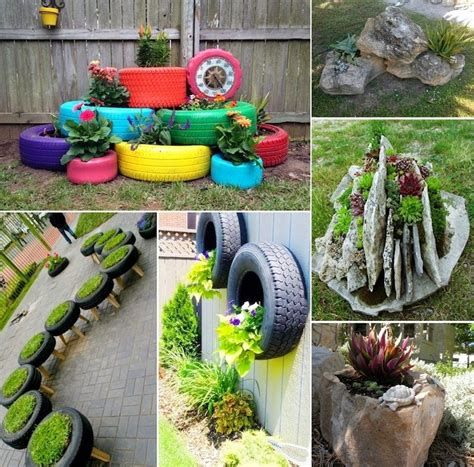 container gardening complete creative projects for growing vegetables and flowers in small spaces books 24 creative garden container ideas diy craft projects