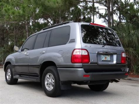purchase  lexus lx  reserve auction navi premium package  rust florida owned