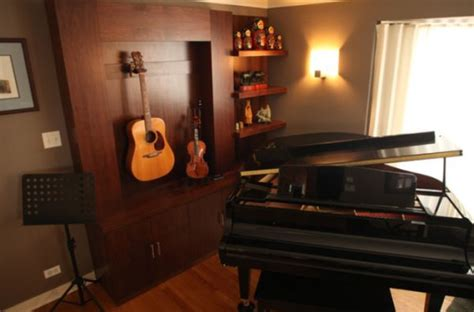 music room in house how to decorate a home music room