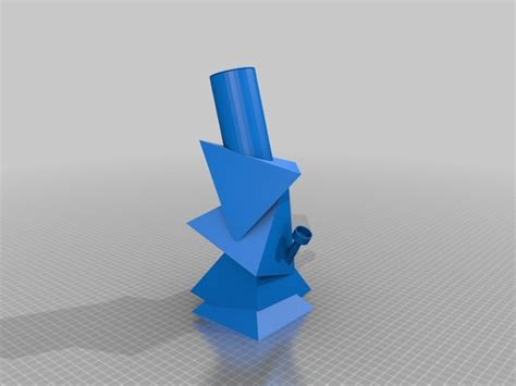 download this bong 3d printer templates for getting your