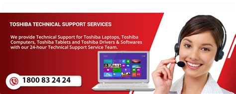why is toshiba laptop technical support required at all 1800 832 424 for computer