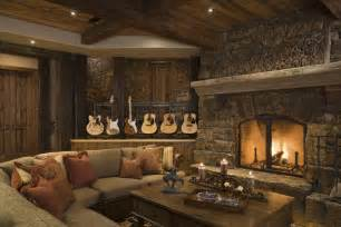 Rustic Livingroom creating a rustic living room decor