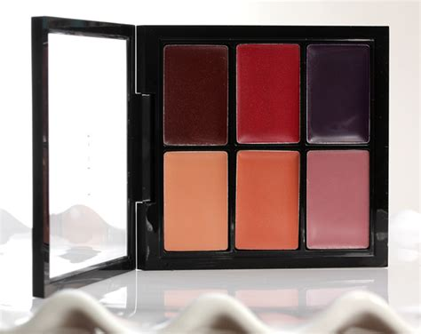 Get A Fashionable Lip Palette For Fall by From Strutting Catwalks In New York And