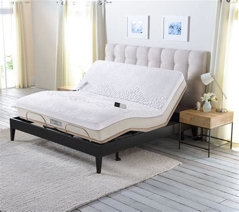 qvc sleep number bed sleep number memory foam full mattress with adjustable