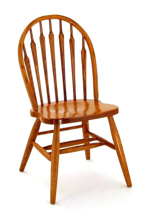amish carolina oak wood chair