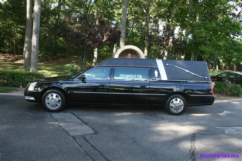 funeral coach for sale heritage hearse funeral coach 2007 cadillac heritage