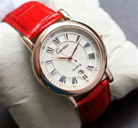Jam Tangan Wanita Panerai Radiamor Tenaga Baterai jam tangan cartier romawi
