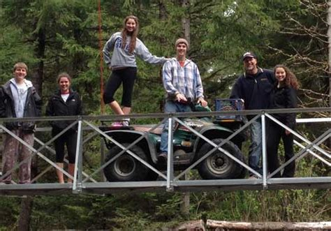 trail bridge kits atv bridges rollingbargecom