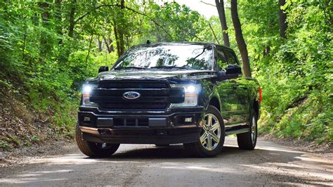 2018 Ford F-150 First Drive Review F 150