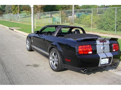 manual cars for sale 2007 ford gt500 instrument cluster 40th anniversary gt500 convertible for sale