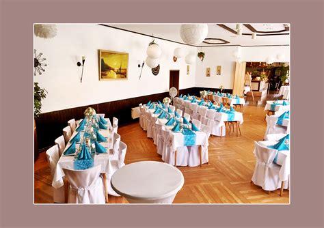 Tischdeko Hochzeit Hellblau by Tischdeko Hochzeit
