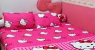 Sprei Hello Daniel Pink No 3 Single 120 Seprai Hk jual sprei bedcover hello murah grosir ecer pink