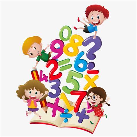 imagenes de niños trabajando matematicas เวกเตอร ฟร เก ยวก บเด กในการเร ยนร คณ ตศาสตร น กเร ยน